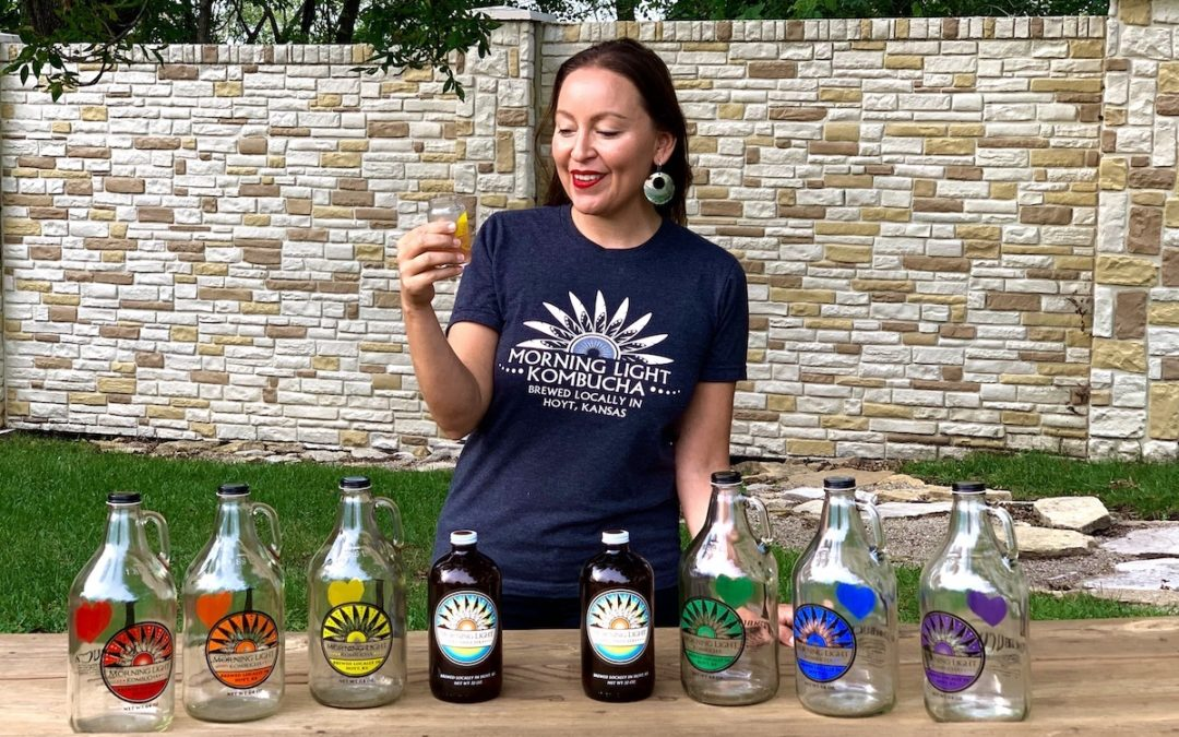 The Founder of Morning Light Kombucha on Brewing a Values-Driven Business