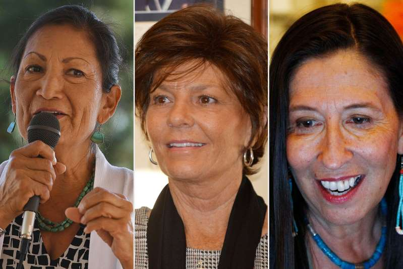 New Mexico Makes History, Becomes First State To Elect All Women Of Color To The House