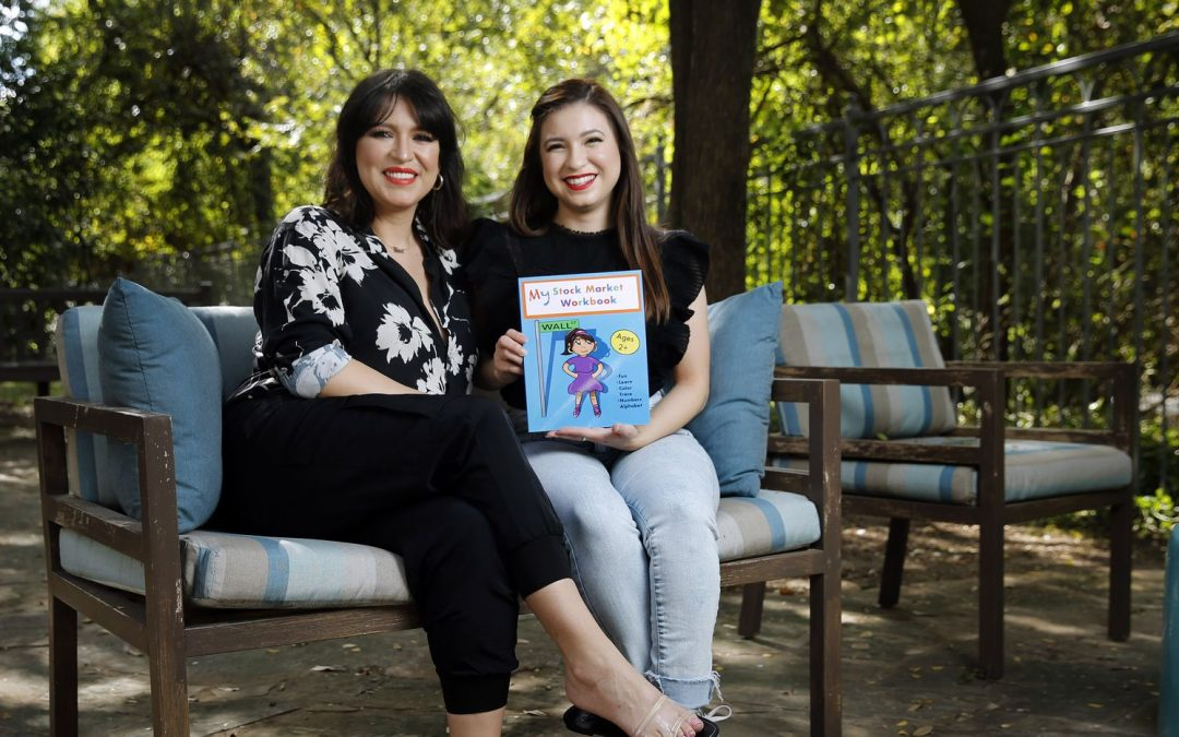 Latina Mom And Daughter Create Stock Market Workbook To Help Families Of Color Build Wealth