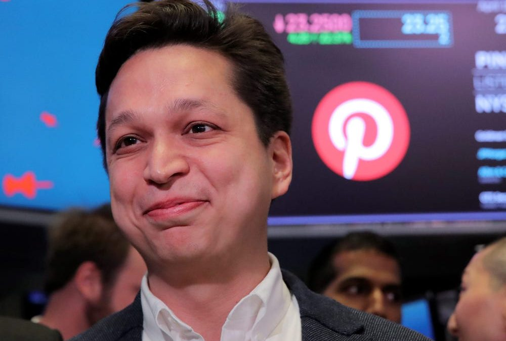 Pinterest's CEO Is Pledging To Add More Diversity Within The Company, Including People Of Color And Women In Its C-Suite