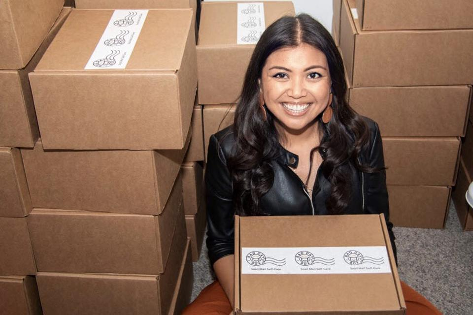 How This Entrepreneur Turned Her Bad Days Into A Business For Good