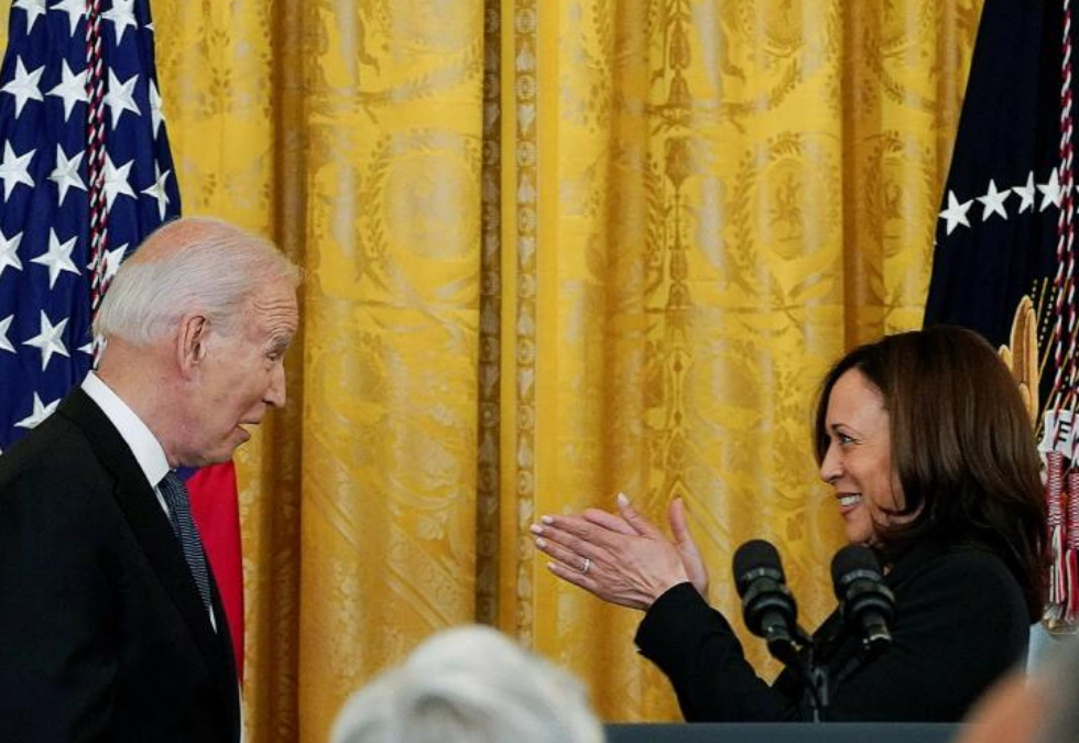 Biden Signs US Anti-Asian Hate Crimes Law