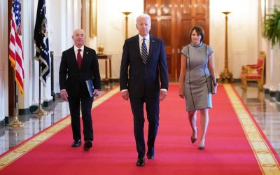 Biden Welcomes New U.S. Citizens As Admin Launches 'Whole-Of-Government' Naturalization Push
