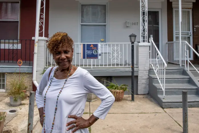 This Great-Grandmother Invests In Philly Real Estate To Build Generational Wealth For Her Family